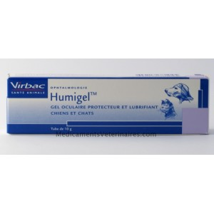 Humigel gel oculaire 10 g