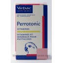 Perrotonic 15 ml + poudre 18 g - vitamines pour perruches et perroquets