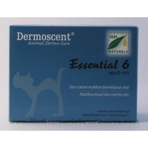 Dermoscent Essential 6 chat - 4 pipettes